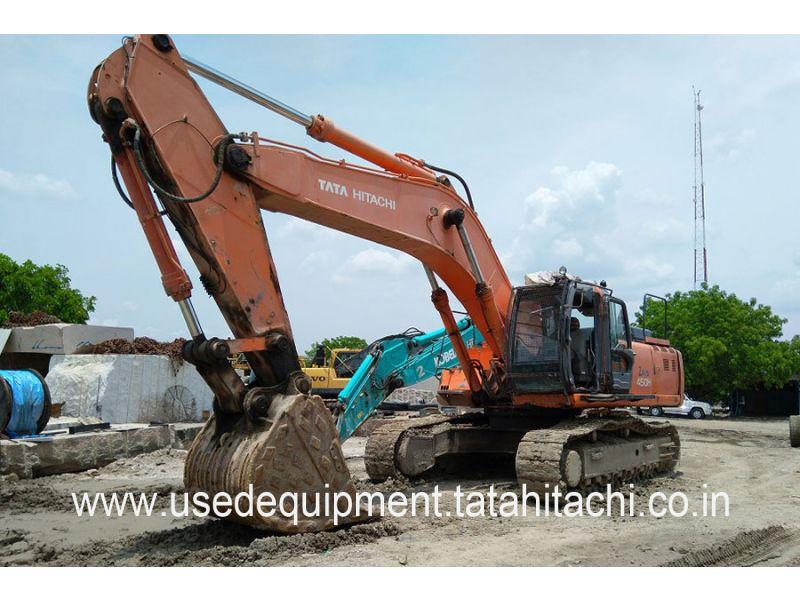 Tata Hitachi ZAXIS 450H