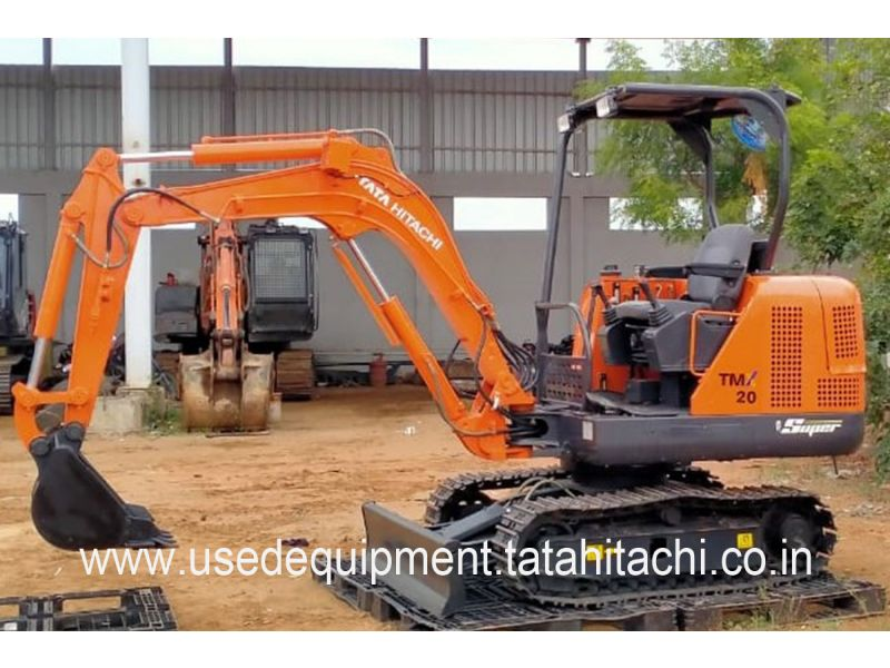 Tata Hitachi TMX 20 Super Series