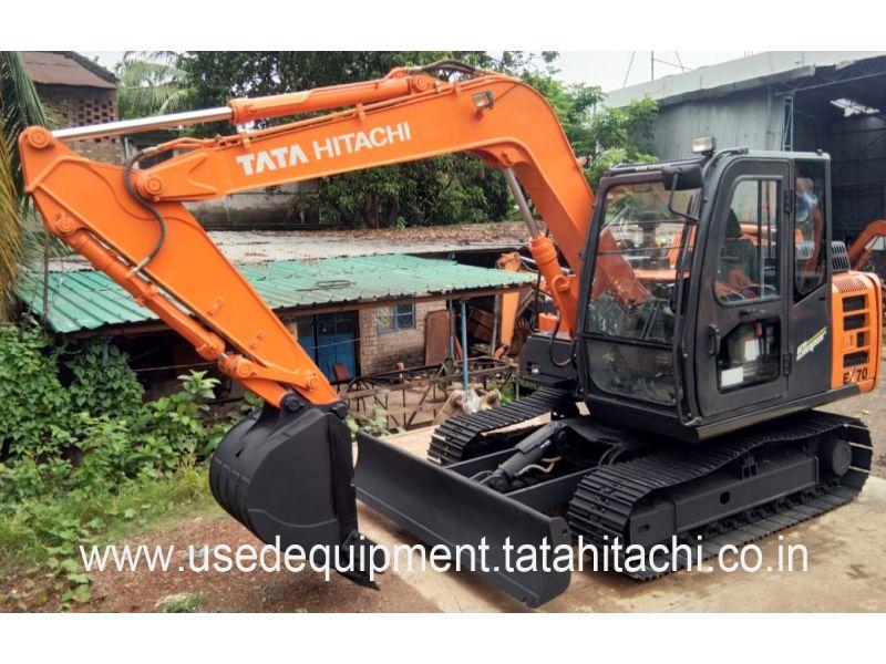 Tata Hitachi EX 70 Super series
