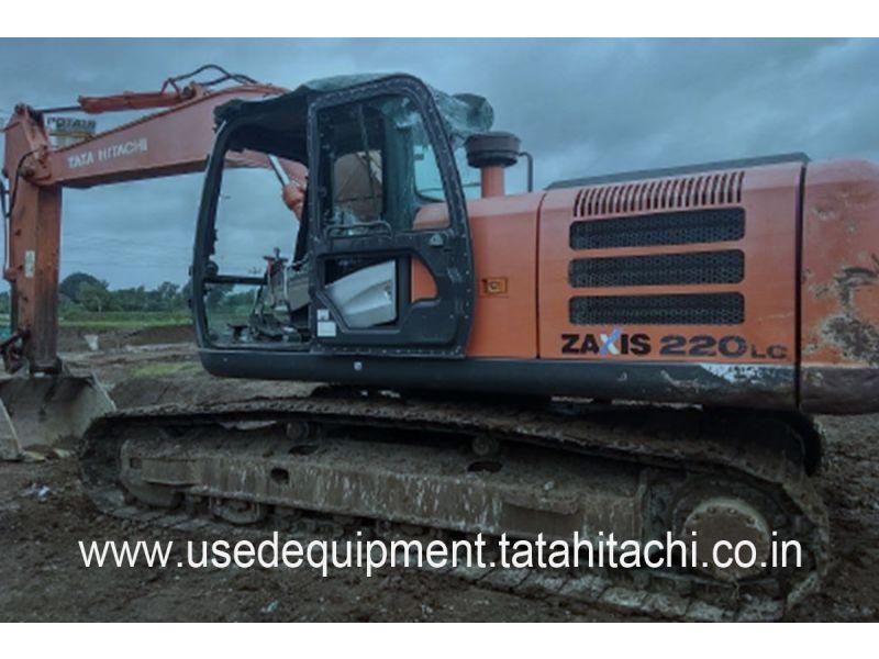 Tata Hitachi ZAXIS 220LC GI Series