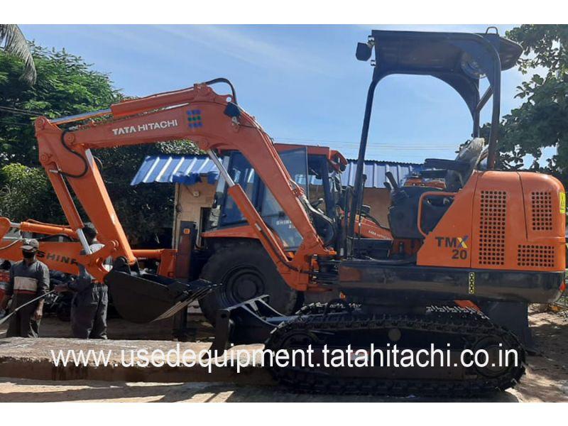 Tata Hitachi TMX 20