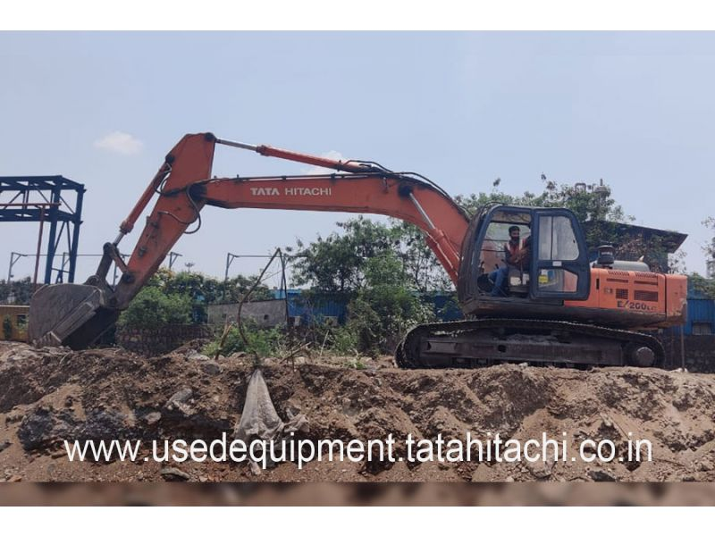 Tata Hitachi EX 200LC Super series