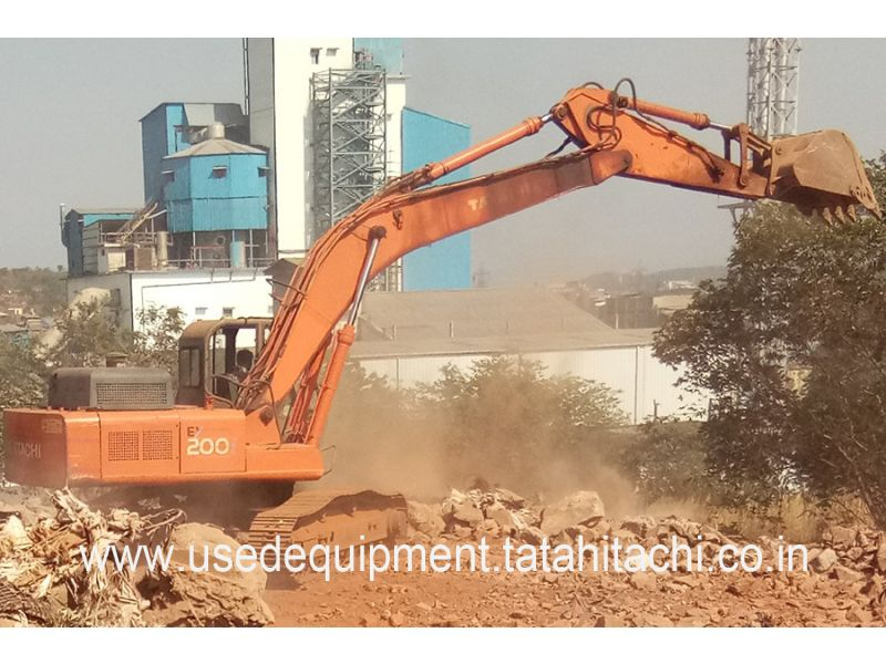 Tata Hitachi EX 200LC