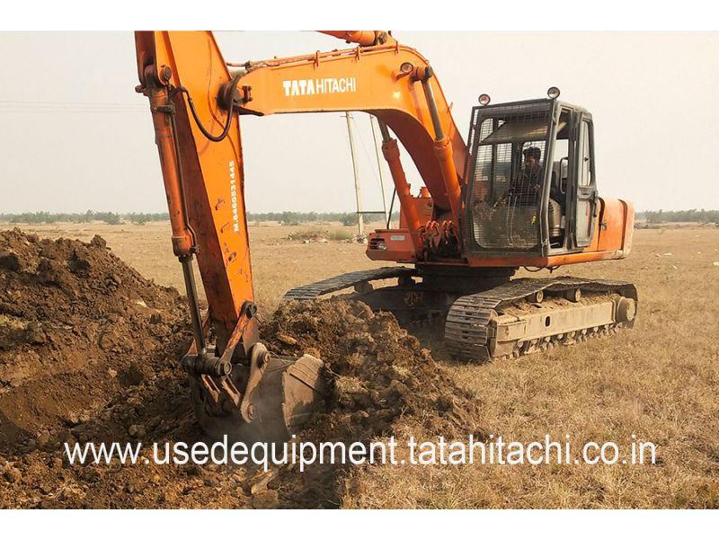 Tata Hitachi EX 200LCi