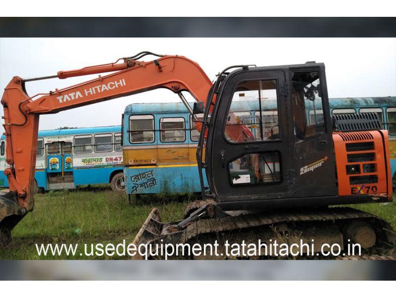 Tata Hitachi EX 70 Super+ Series