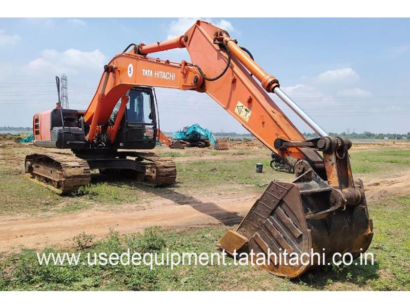 Tata Hitachi ZAXIS 220LC GI