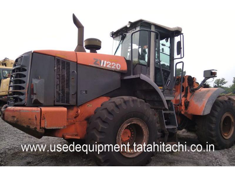 Hitachi ZW220